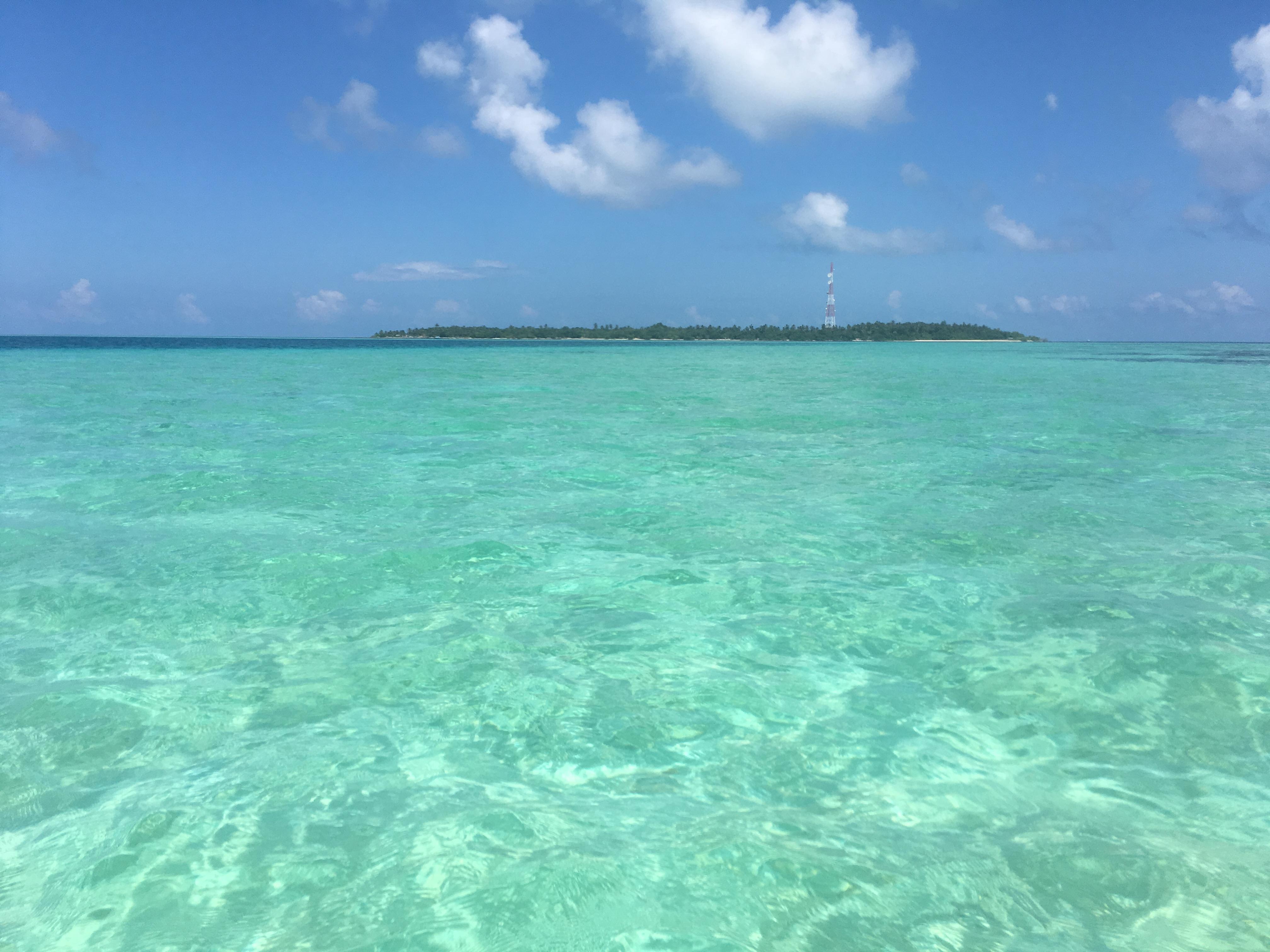 Stunning lagoon